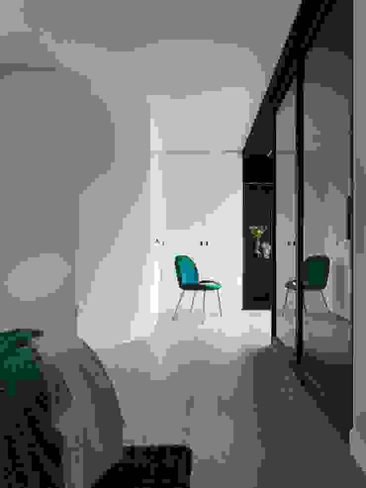 Moderne Ankleidezimmer von 肯星室內設計 Modern