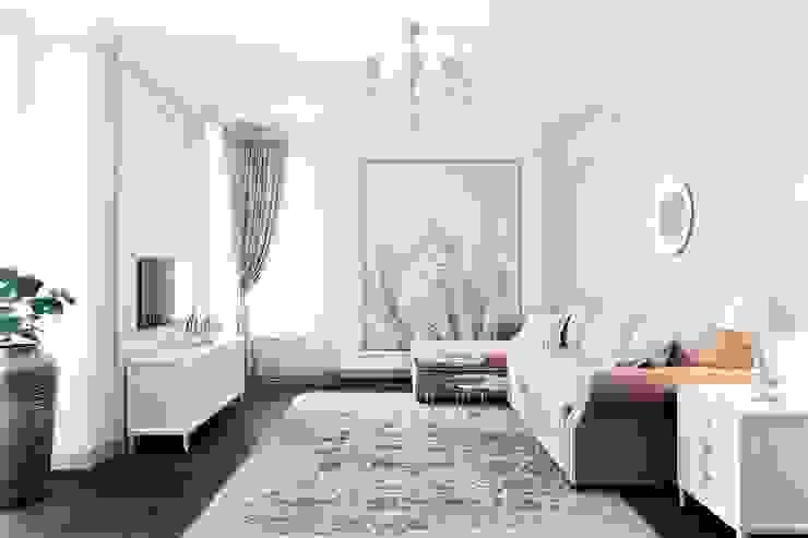 Дизайн студия 'Хороший интерьер' 客廳
