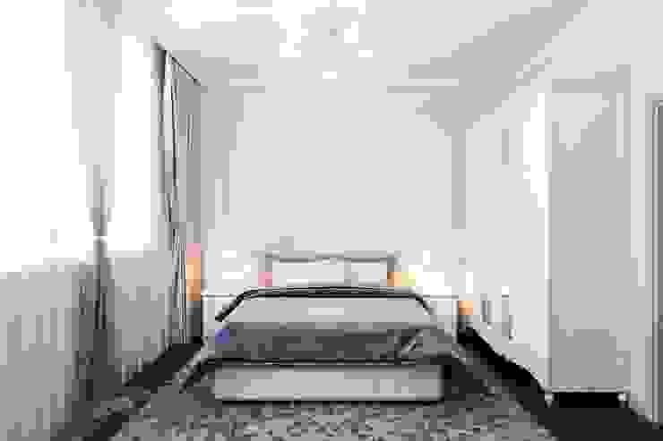 Dormitorios de estilo clásico de Дизайн студия 'Хороший интерьер' Clásico