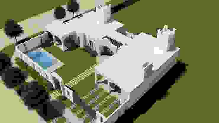 by ARBOL Arquitectos Колоніальний