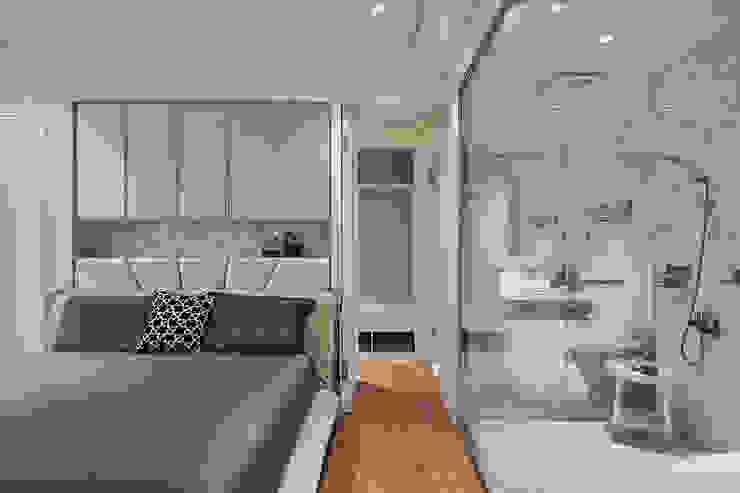 趙玲室內設計│主臥室01 根據 趙玲室內設計 古典風