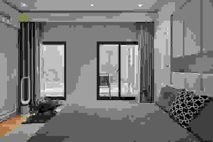 趙玲室內設計│主臥室03 根據 趙玲室內設計 古典風