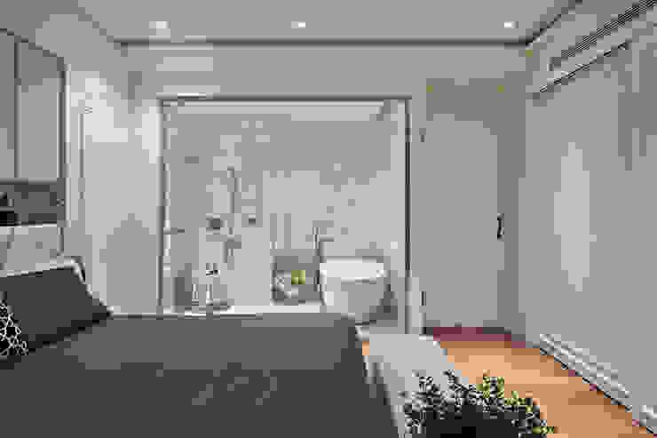 趙玲室內設計│主臥室02 根據 趙玲室內設計 古典風