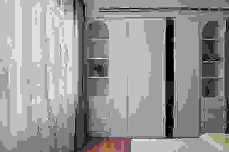 趙玲室內設計│女孩房02 根據 趙玲室內設計 古典風