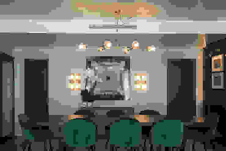 Sala de Jantar: Salas de jantar  por Inêz Fino Interiors, LDA,Moderno