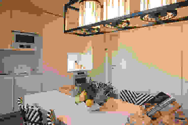 Cozinha: Cozinhas  por Inêz Fino Interiors, LDA,Moderno