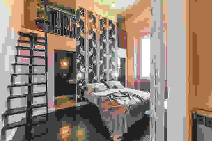 MODO Architettura Modern Bedroom