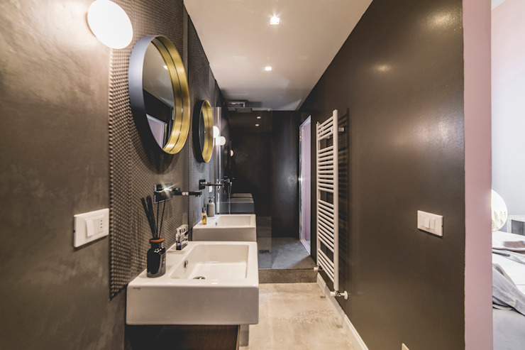 MODO Architettura Modern Bathroom
