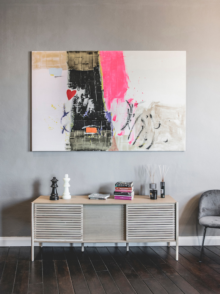 MODO Architettura Modern Living Room
