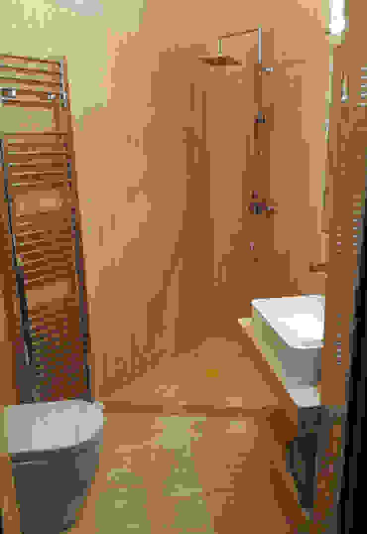 Canalmarmi e Graniti snc 浴室 大理石 Beige