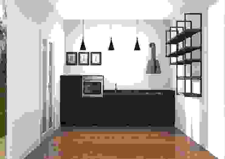 Uno dei nostri progetti di Dimensione Casa Moderno