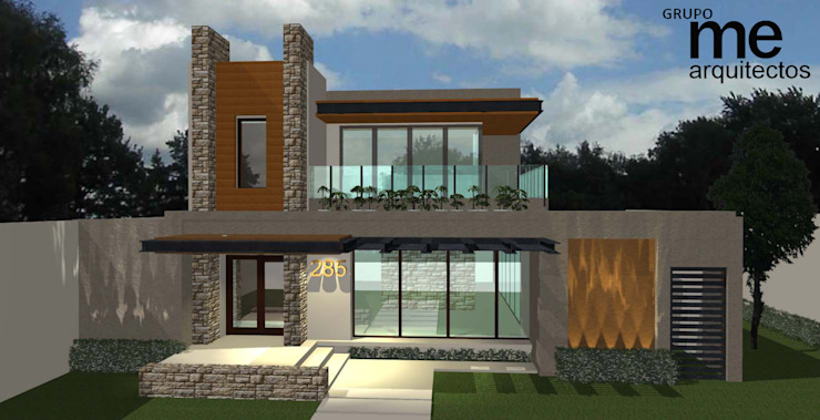 grupo ME Arquitectos Detached home