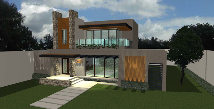 grupo ME Arquitectos Single family home