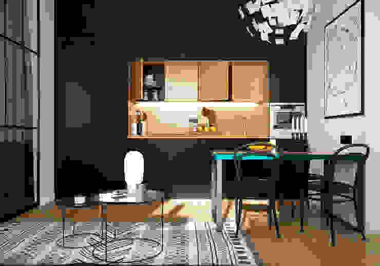par Aya Asaulyuk Design Éclectique