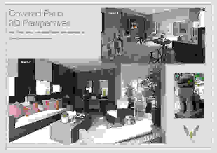 Villa Refurbishment in Bedfordview by CKW Lifestyle Associates PTY Ltd
