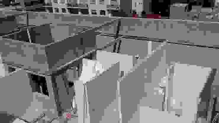 VIVIENDA SUSTENTABLE de Ortiz Construcciones y Remodelacion Integral Moderno Compuestos de madera y plástico