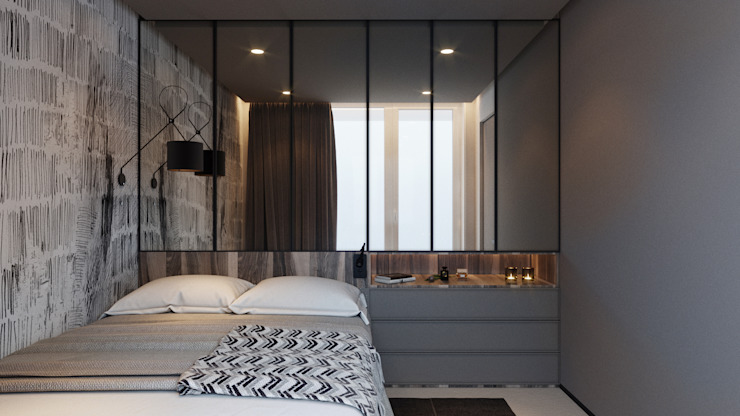 Modern style bedroom by ParcH Modern