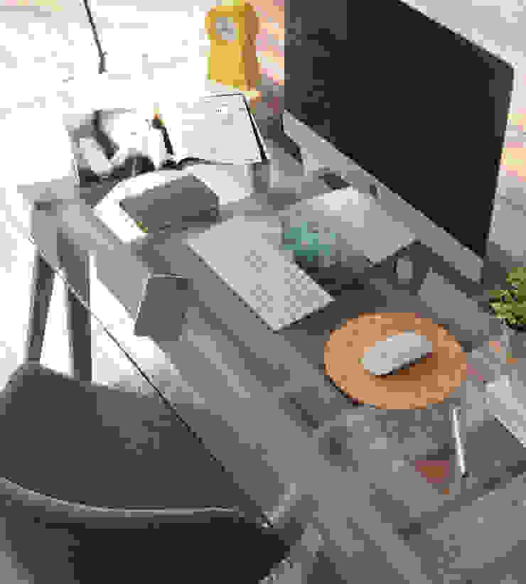 Alfombrilla para el ratón Go4cork Estudios y despachos de estilo moderno Corcho