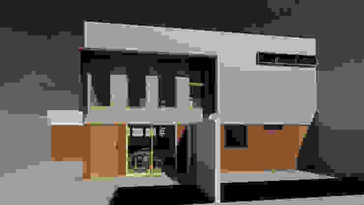 Contreras Arquitecto Minimalist house