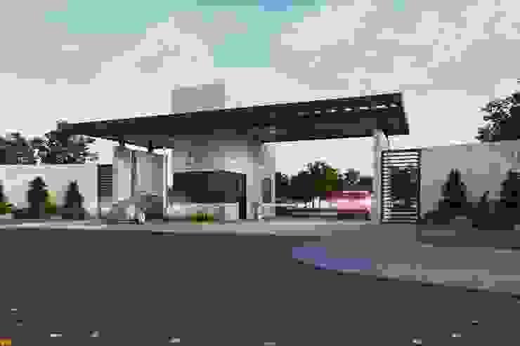 VillaSi Construcciones Case in stile minimalista