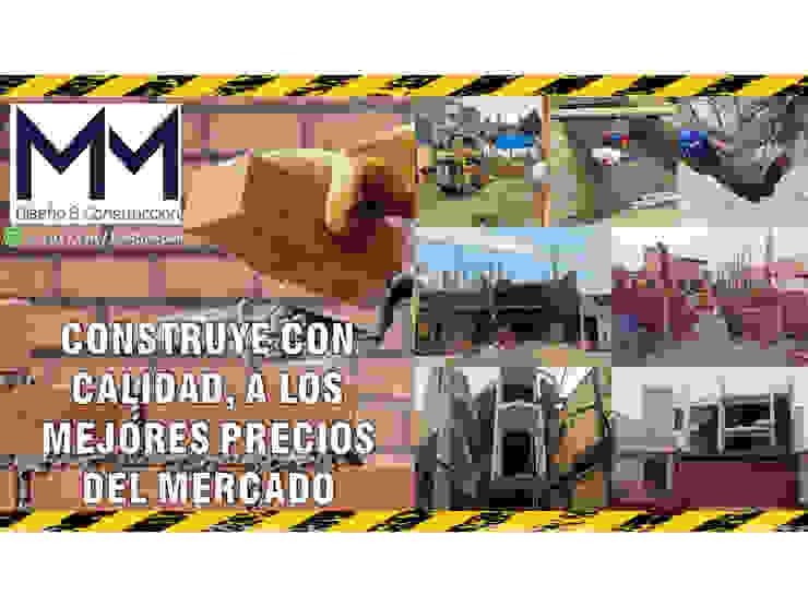 PROYECTOS MATMAR de MATMAR DISEÑO Y CONSTRUCCIÓN