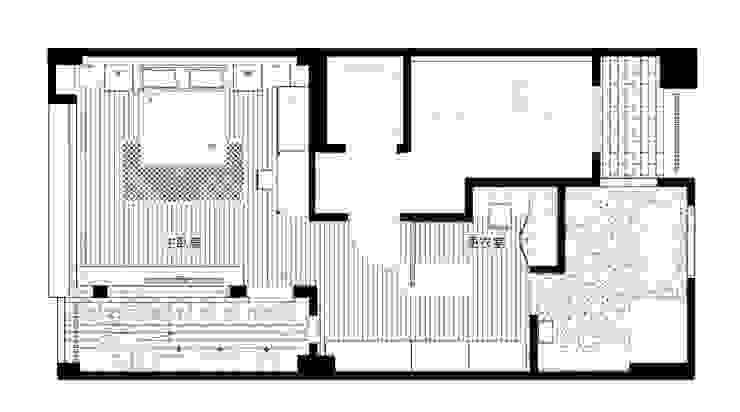 TL宅: 現代  by 瑞嗎空間設計, 現代風