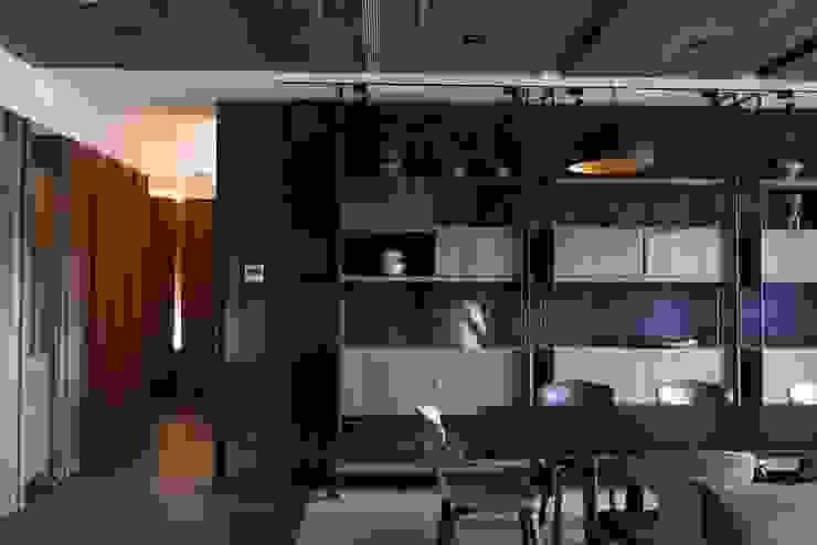 信義頌C宅: 現代  by 瑞嗎空間設計, 現代風