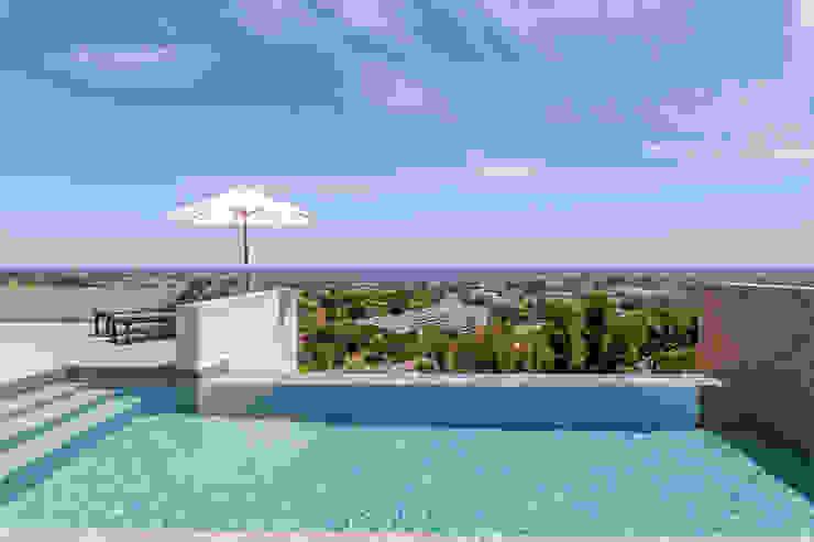 Villa de lujo en Marbella de JCCalvente Minimalista