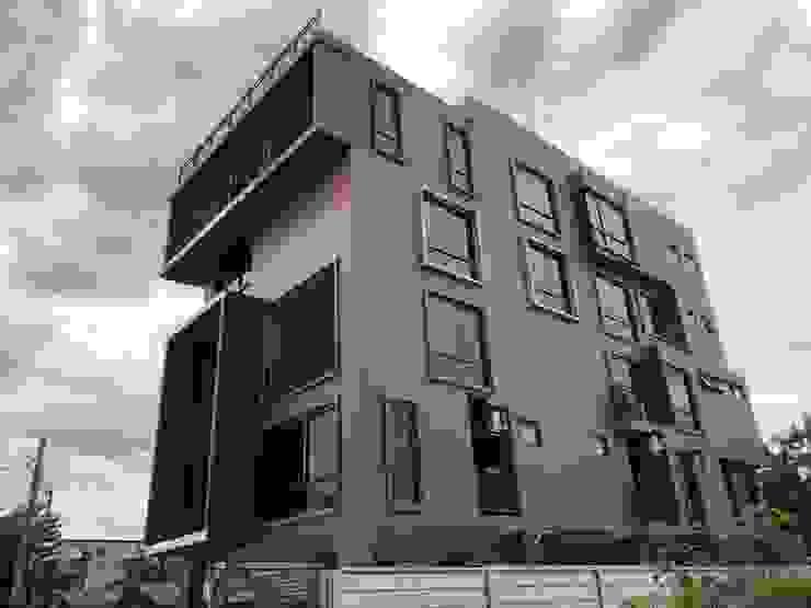 HOME OFFICE โดย Glam interior- architect co.,ltd โมเดิร์น กระเบื้อง