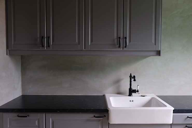 HOME OFFICE โดย Glam interior- architect co.,ltd ผสมผสาน พลาสติก