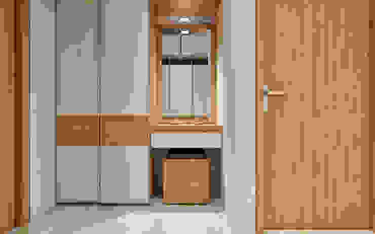 Phòng thay đồ phong cách kinh điển bởi ANP Interiors Pvt Ltd Kinh điển
