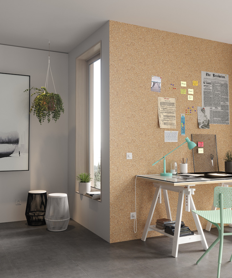 Office Go4cork Study/office Cork Wood effect