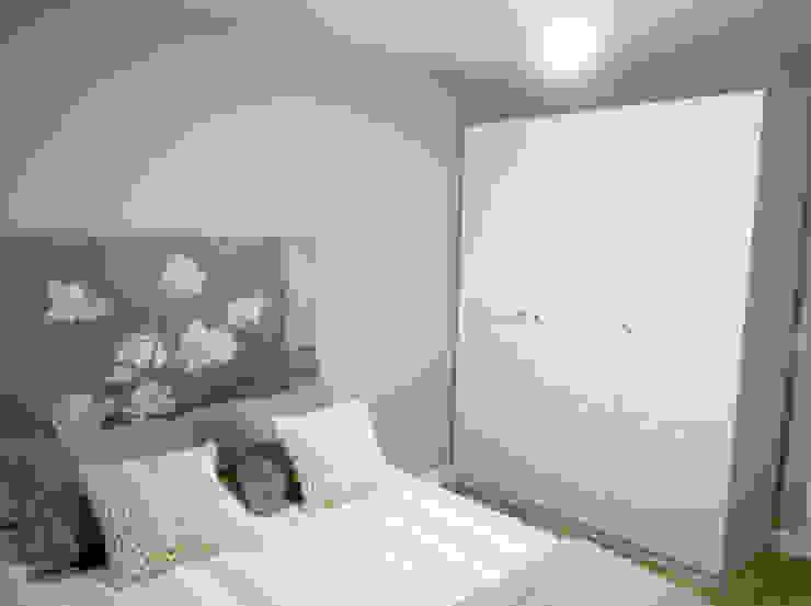 Dormitorios de estilo moderno de CISOYER Moderno