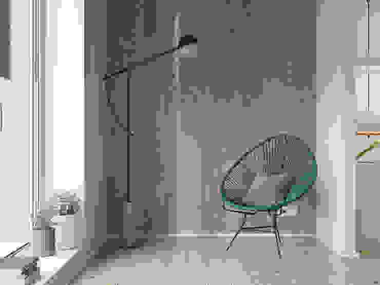 Relax room Modern Corridor, Hallway and Staircase by Go4cork Modern Cork