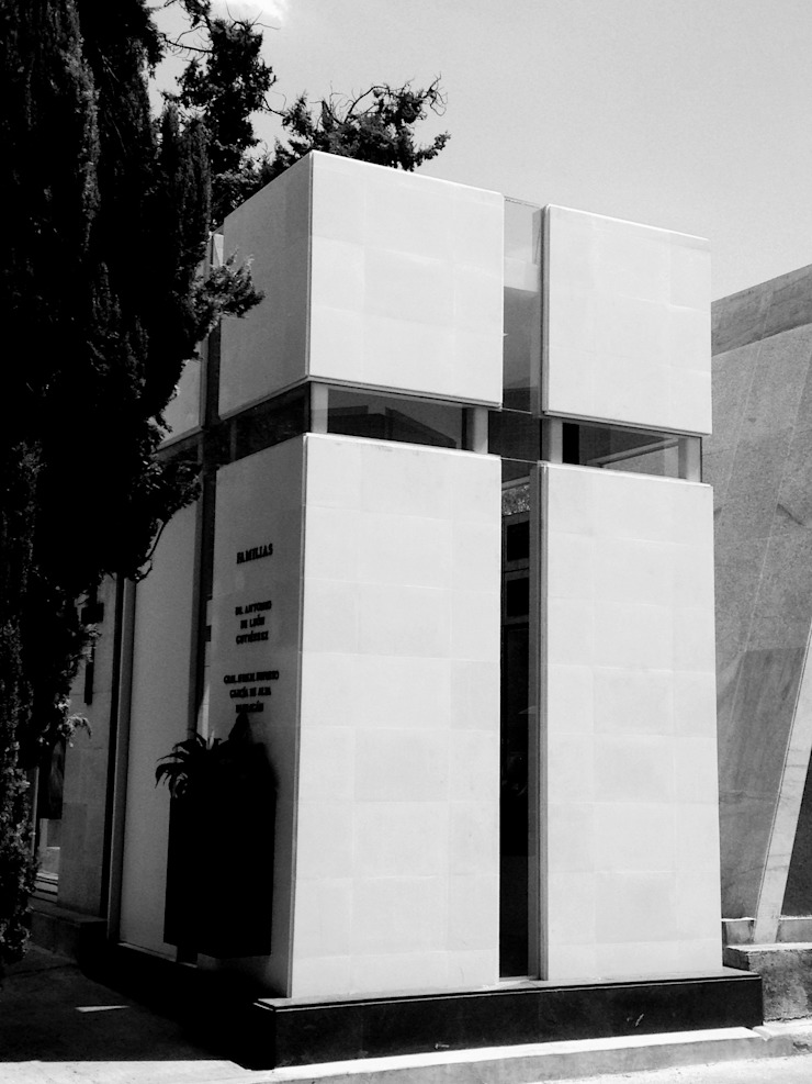 DE LEON PRO Rumah kecil Batu Tulis White