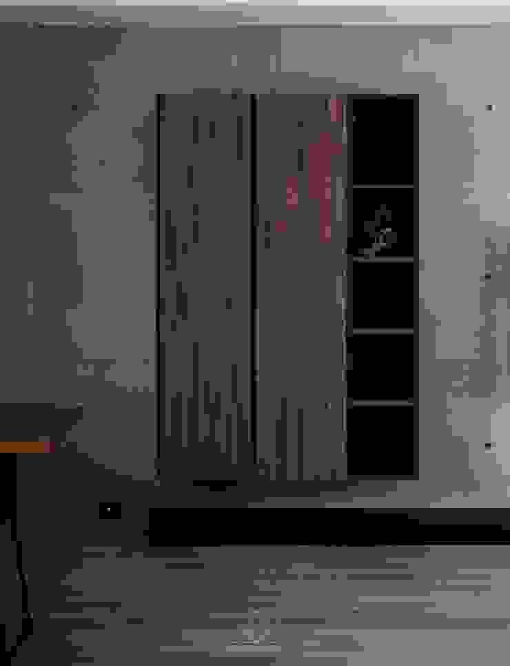 端景櫃 by 極簡室內設計 Simple Design Studio Modern
