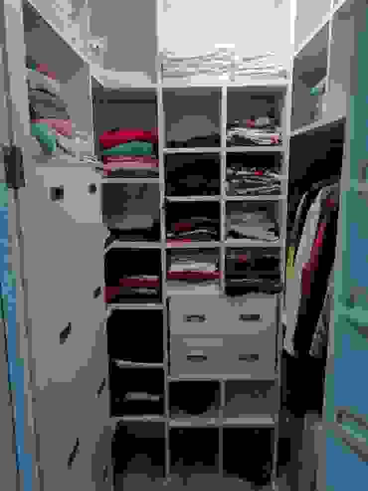 Pequeño grande walking closet de svielmae