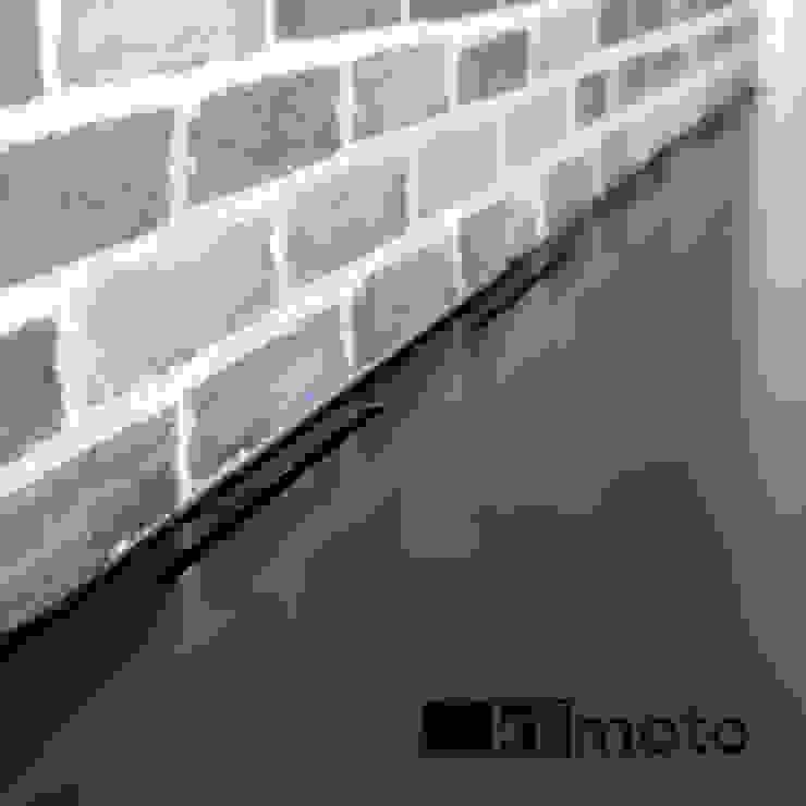 kiimoto kamine BedroomLighting Reinforced concrete White