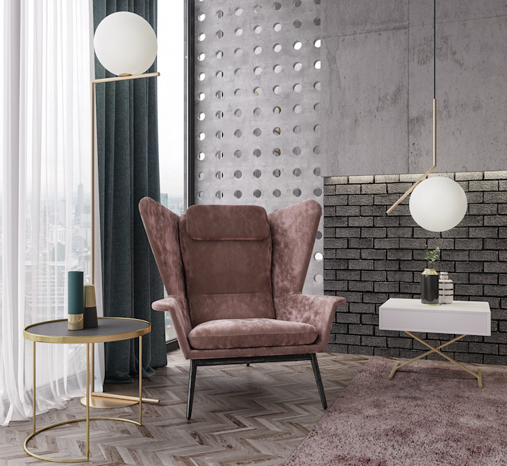 Kamar Tidur Modern Oleh VICMA-design Modern