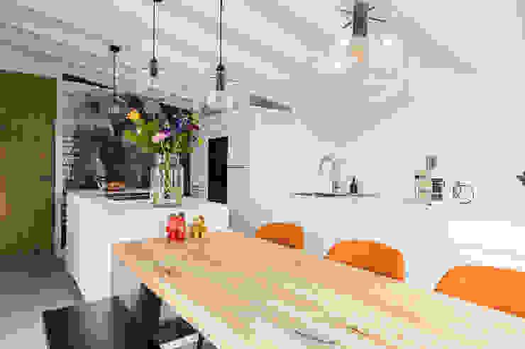 Keuken ontwerp InHouse Design Moderne keukens