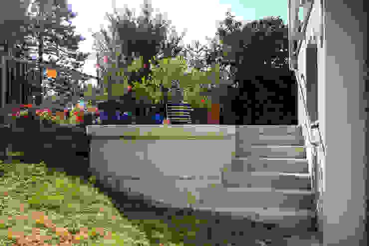 archipur Architekten aus Wien Stairs Concrete Grey