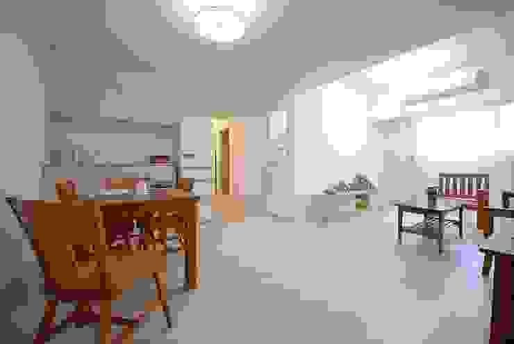 客廳 根據 大觀創境空間設計事務所 日式風、東方風