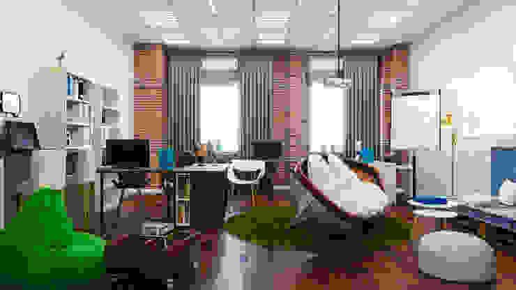 Goroh бюро:  tarz Multimedya Odası, Modern