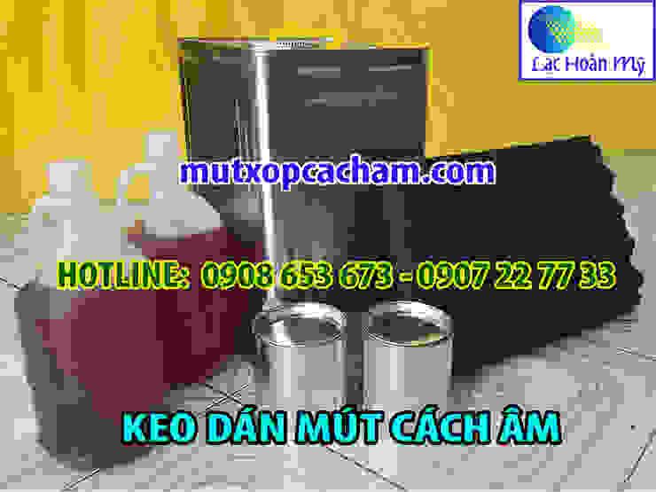 Keo dán mút cách âm: thuộc địa  by Công ty TNHH SX TM XNK Lạc Hoàn Mỹ, Thực dân Bông Red