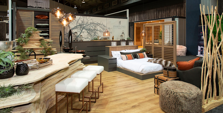 Decorex South Africa Modern event venues by Sian Kitchener homify Modern