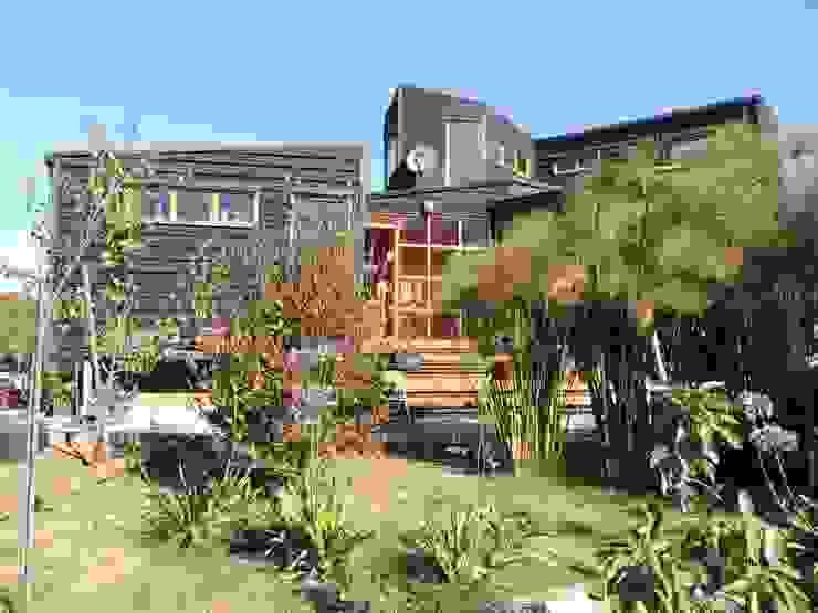 Casa Molle de MS Arquitectos Moderno Madera Acabado en madera