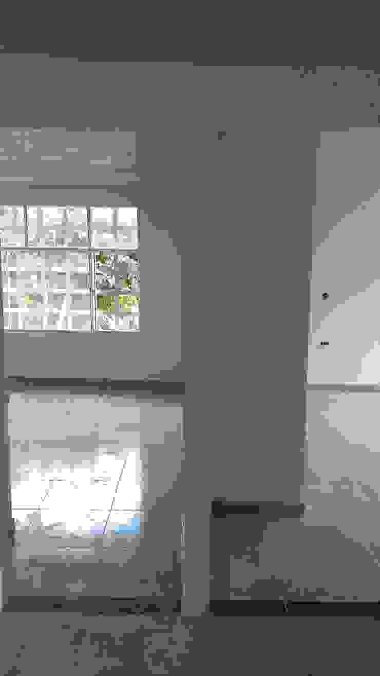 Remodelación total de habitaciones Habitaciones de estilo clásico de NetCom Construcciones Clásico