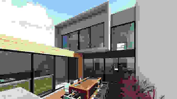 by Contreras Arquitecto Minimalist