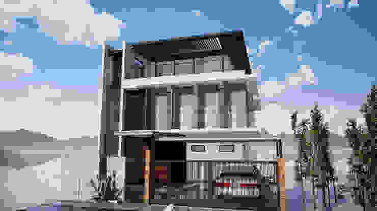 T Residence by Jeff McDaniel Architects Modern