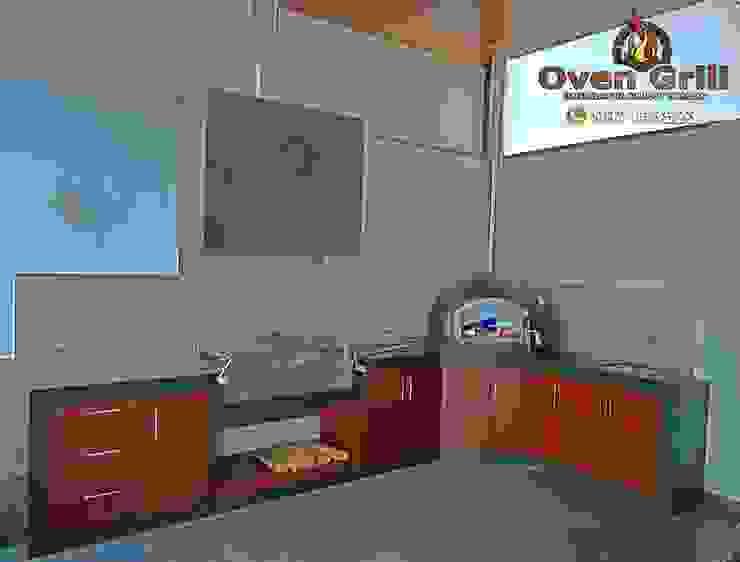 Minimalist bars & clubs by Oven grill Minimalist